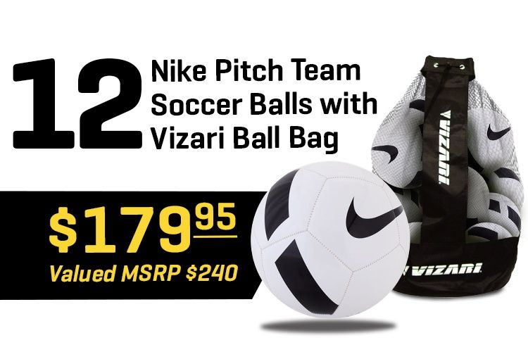 Nike Pitch Team Soccer Balls