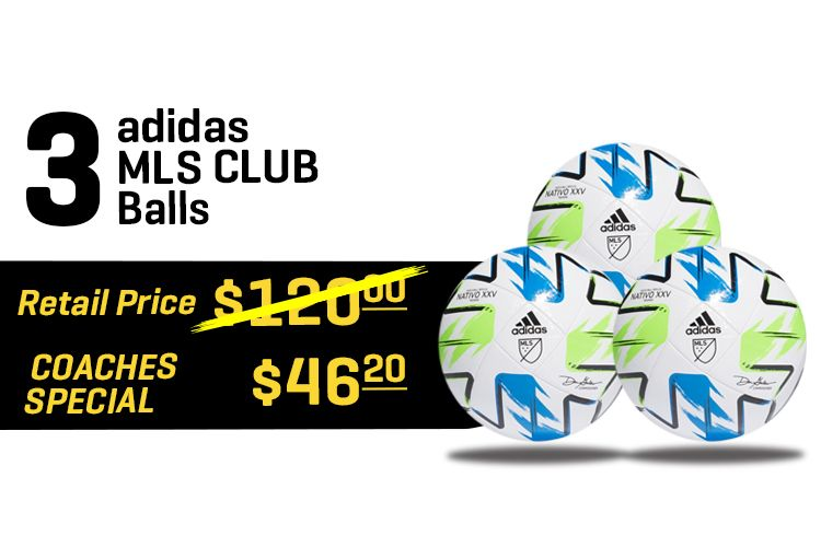 RELATED PRODUCTS Product 12 adidas NFHS ... 3 ADIDAS NFHS MLS LEAGUE SOCCER BALLS