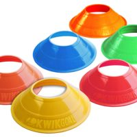 KwikGoal Mini Disc Cones 25 Pack Thumbnail