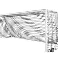 KwikGoal Evolution 2.1 Goal with Wheels Set of Two (8'x24'x3'x9′) Thumbnail