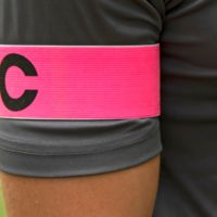 "KwikGoal Captain ""C"" Arm Band Thumbnail"