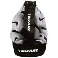 12 Nike Pitch Balls & Vizari Ball Bag Thumbnail