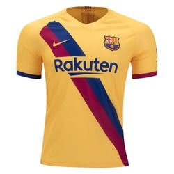 Nike Barcelona Away Youth Jersey 19/20 Thumbnail