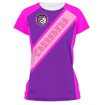 Admiral Ladies Soccer Jersey and Uniform Thumbnail