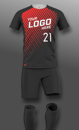 Raptor - Custom Soccer Uniform Thumbnail