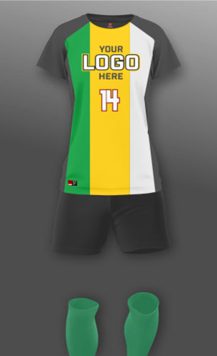 Women's Flag Soccer Uniform Thumbnail