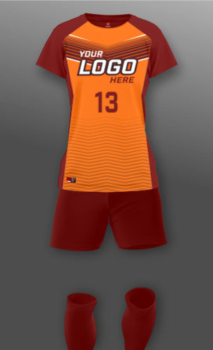 Women's Vortex Soccer Uniform Thumbnail