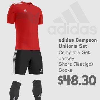 sale retailer 08c89 15b64 adidas Team Soccer Uniforms