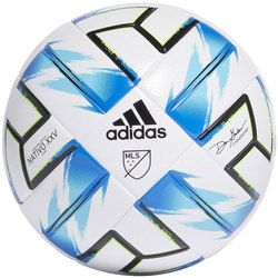 MLS League NFHS Soccer Ball Thumbnail