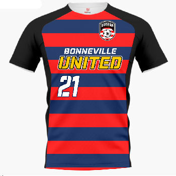 USA II Custom Soccer Jersey & Uniform Thumbnail