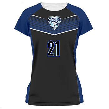 Ladies Vortex II  Soccer Jersey and Uniform Thumbnail
