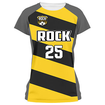 Ladies Rocco Soccer Jersey and Uniform Thumbnail