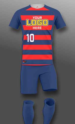 USA - Custom Soccer Uniform Thumbnail