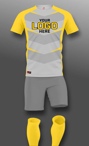 Chevron - Custom Soccer Uniform Thumbnail