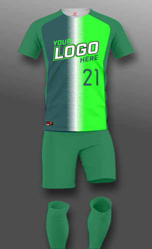 Vides - Custom Soccer Uniform Thumbnail