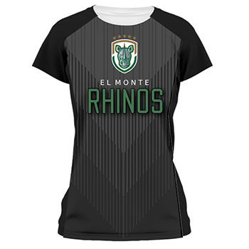 Ladies Fade Soccer Jersey and Uniform Thumbnail